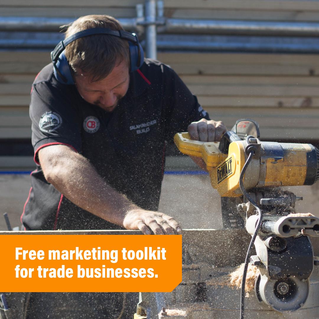 Tradify Marketing Toolkit Link