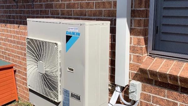 CaseStudy_Connect_Daikin air conditioner super multi nx R410A
