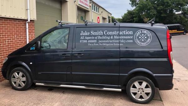 CaseStudy_jake_smith_construction_jake smith construction black van