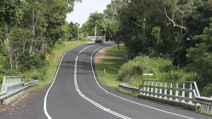 Suncoast Roadmarking_AU road lane markings