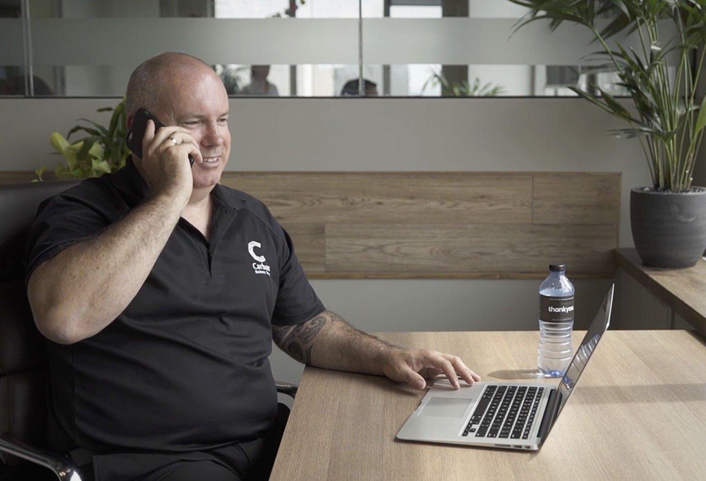 Karl Jackson, Partner: Carbon Group