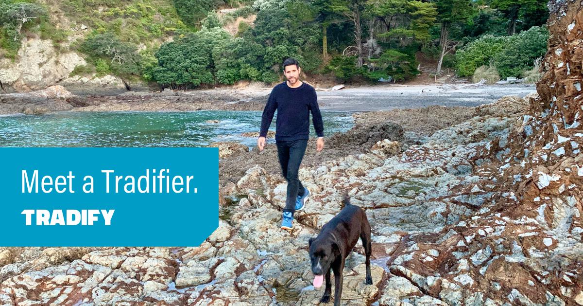 Meet a Tradifier - Michael Steckler