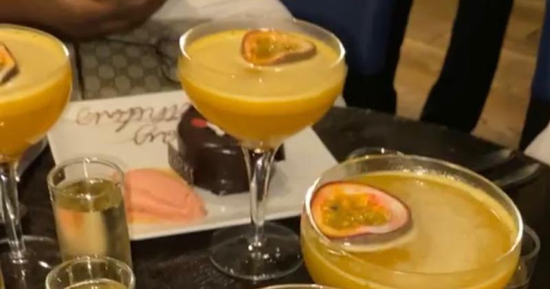 Mat_Hannah_three cocktails with feijoa garnish