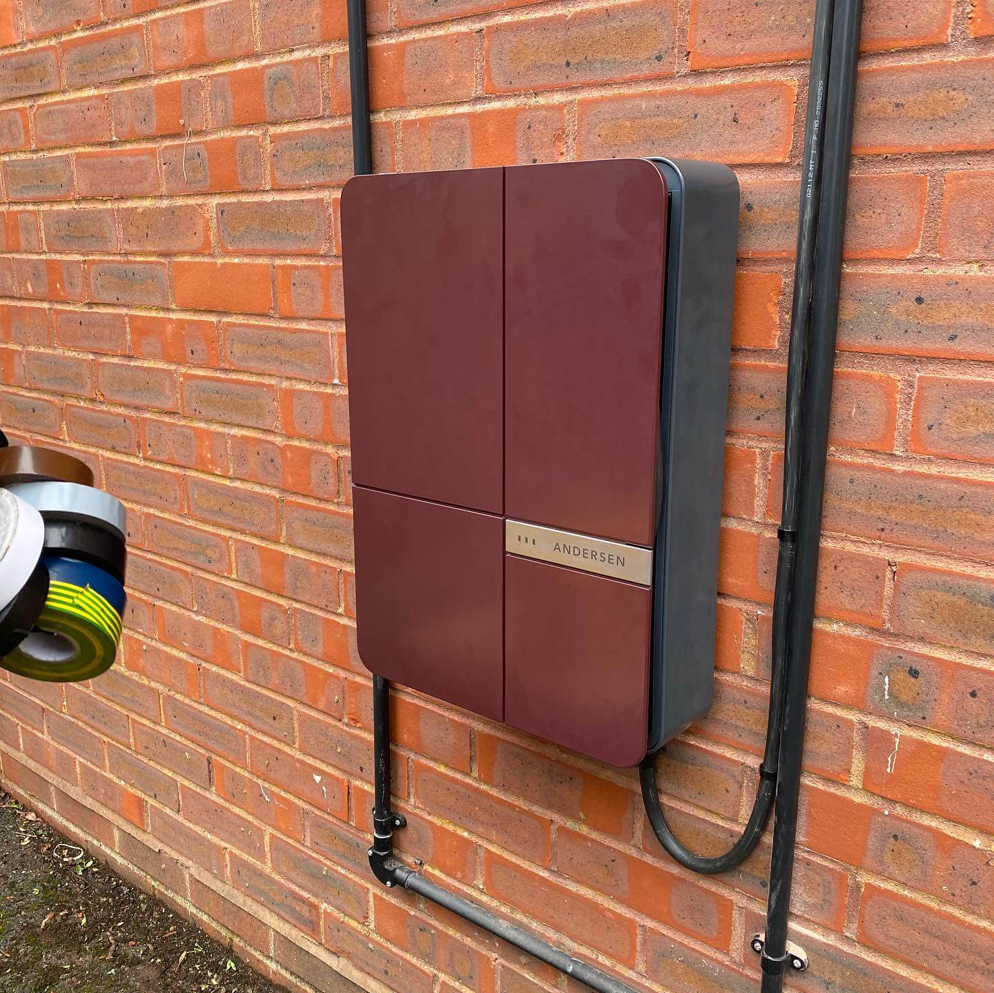 Andersen electric vehicle charger