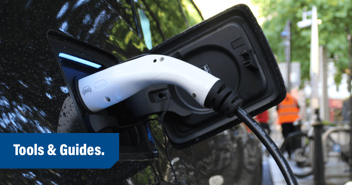 Electric Vehicle charging eligible for OLEV Grant