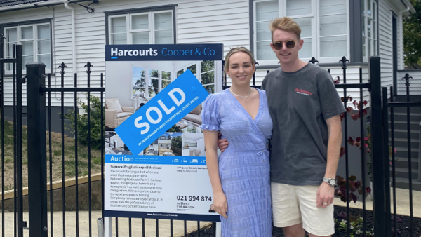 mat_niamh_ harcourts cooper and co home sold in takapuna