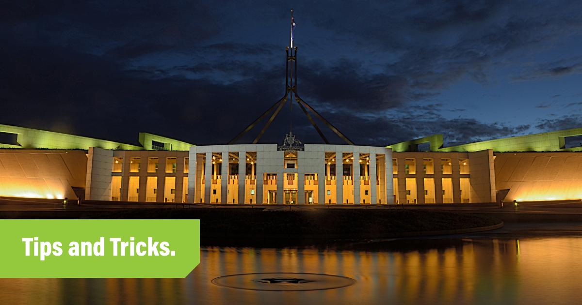 Australia Budget Impact on Tradies