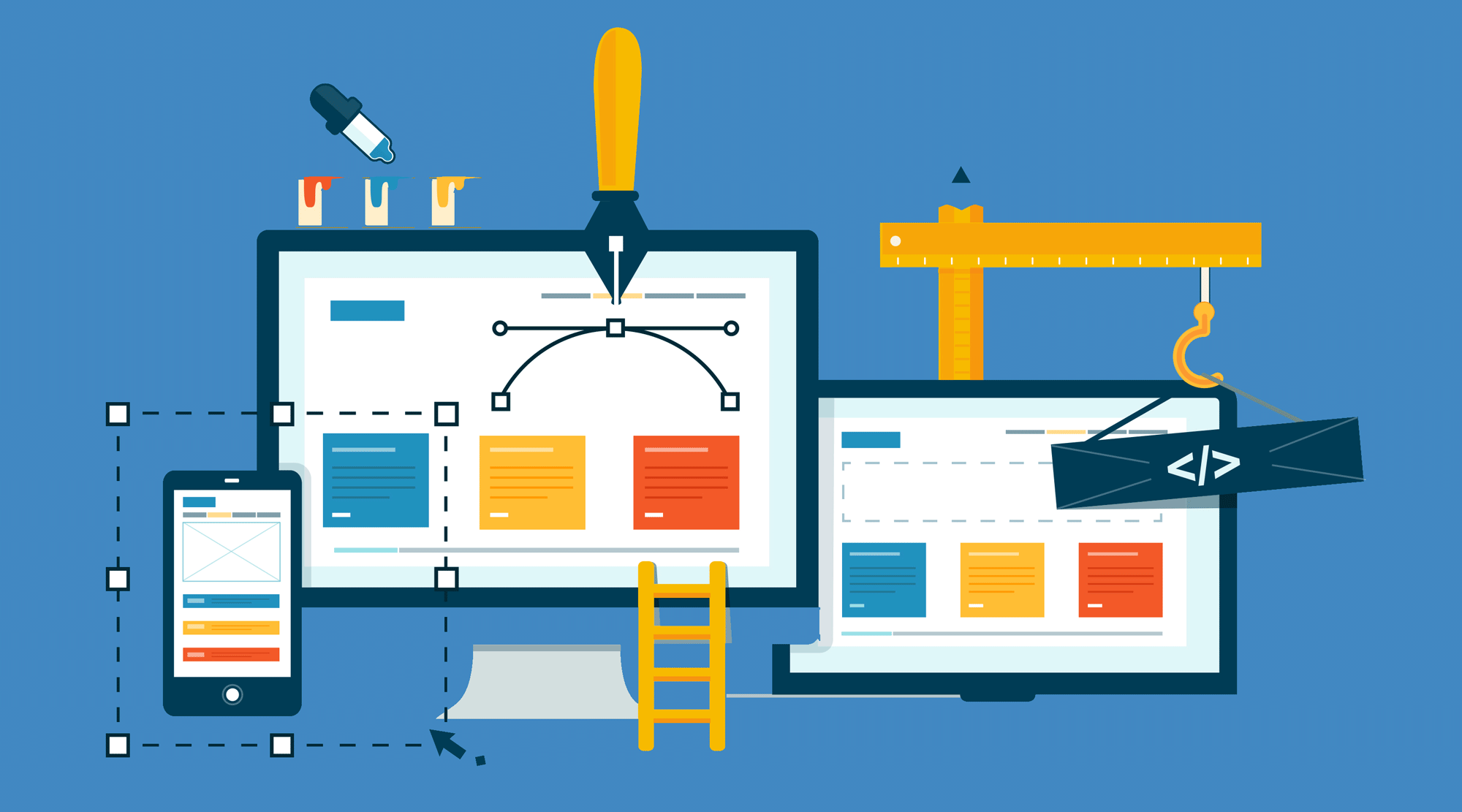 The Tradies Guide To Creating A Custom Website In One Evening