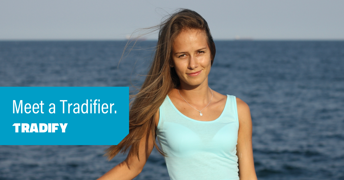 Meet a Tradifier - Veronika