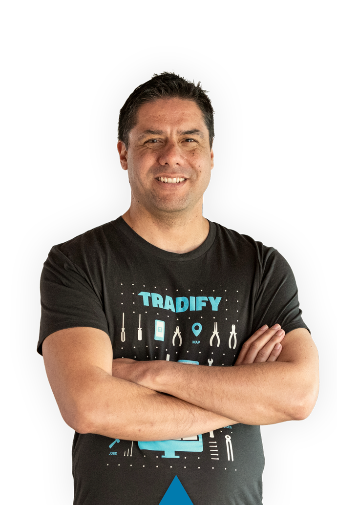Curtis Bailey - CEO & Founder, Tradify